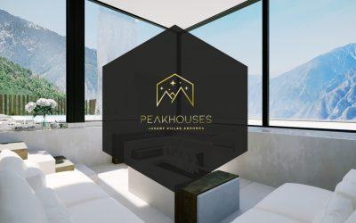 Disseny Peak Houses