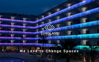 Diseño LuxGlass Technology